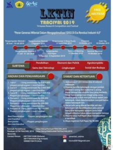 LKTIN Tracival Untirta 2019