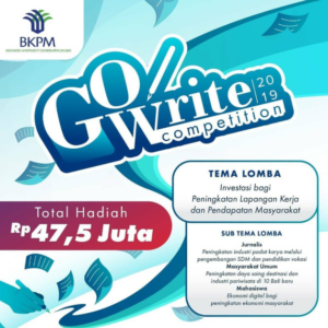 Go-Write Competition 2019